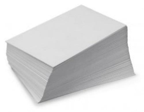 White SR-A2 80GSM Paper (500 sheets per pack)
