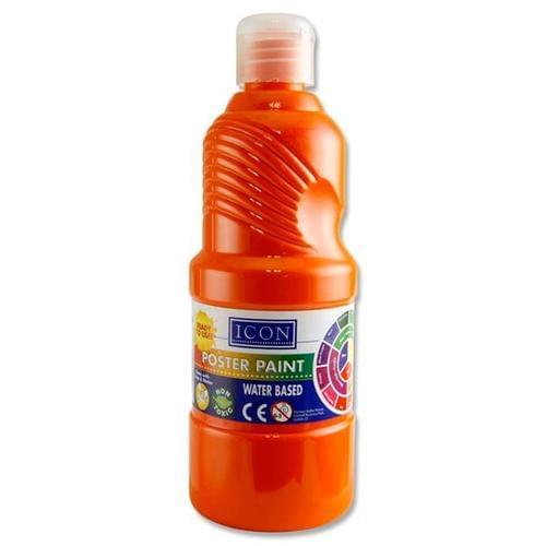 Icon Apprentice Paint 500ml Orange