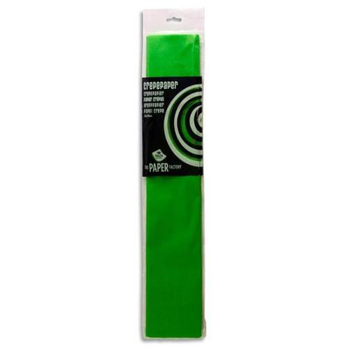 Crepe Paper 250cm x 50cm - Fir Green