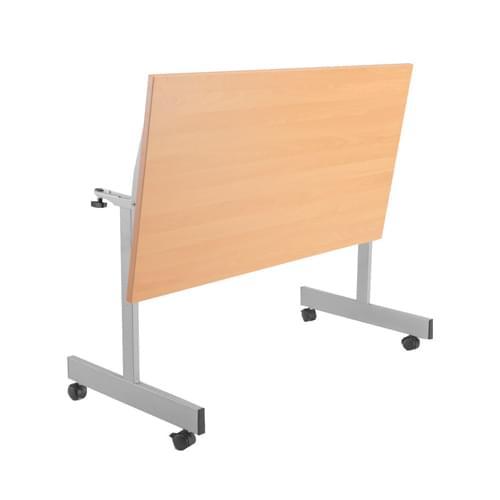 1600mm Flip Top Table Oak