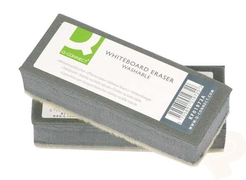 Q-Connect Dry Wipe Eraser Pack of 1