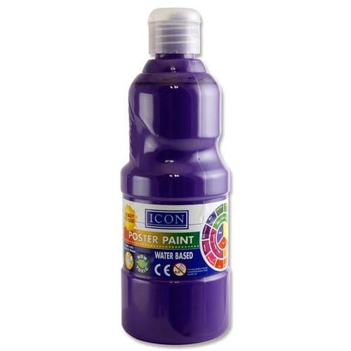 Icon Apprentice Paint 500ml Violet