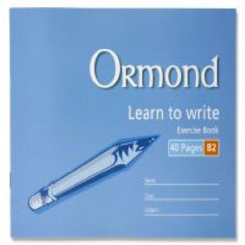 B2 Learn to Write Handwritting Copybook (40 Pages)