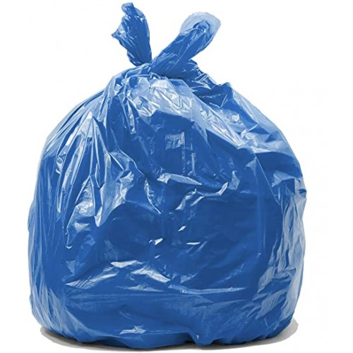 Blue refuse sack 18x29x37 (pack of 200)