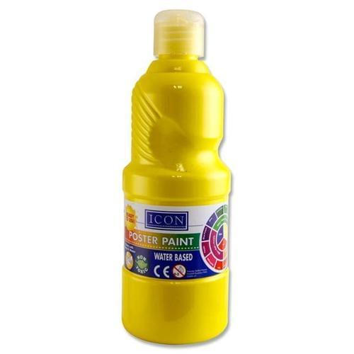 Icon Apprentice Paint 500ml Yellow
