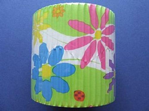 BORDETTE BORDER 57mm x 7.6m - FLOWERS