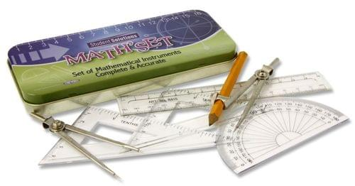 6 Piece Maths Set