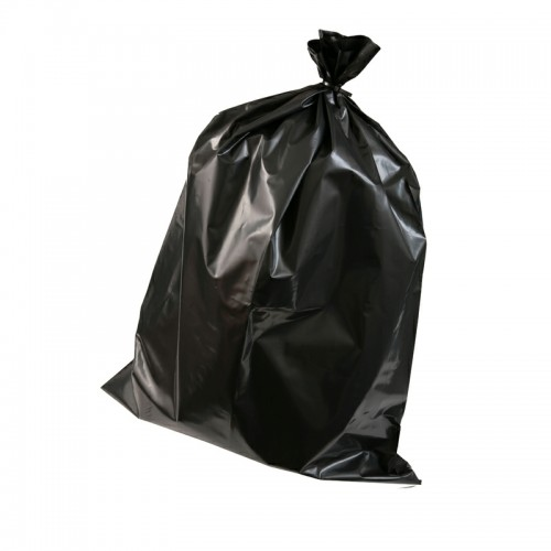 High Density Black Sacks 26x44x200 BRS50K (200 Sacks)