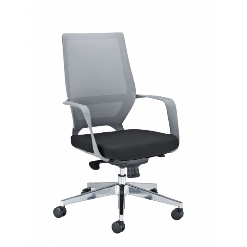 Scuba Mesh Chair - Grey