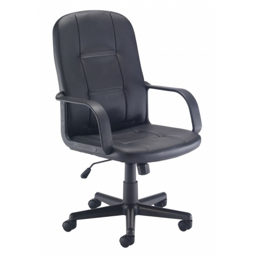 Jack Leather Look Executive Office Chair