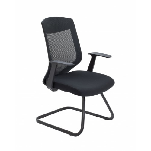 Vogue Mesh Cantilever Visitor Chair