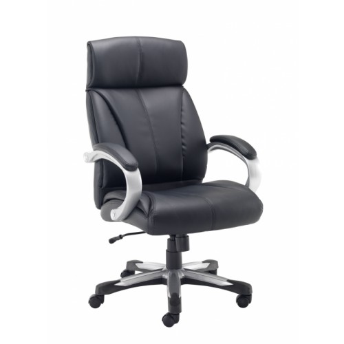 Cronos Heavy Duty Executive Leather Chair