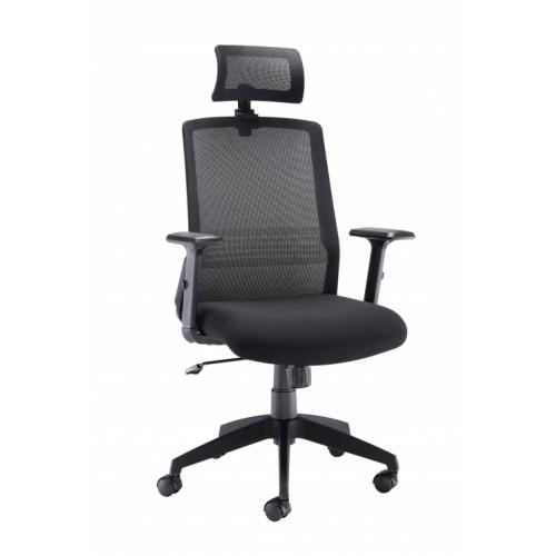 Denali High Back Mesh Operator Chair