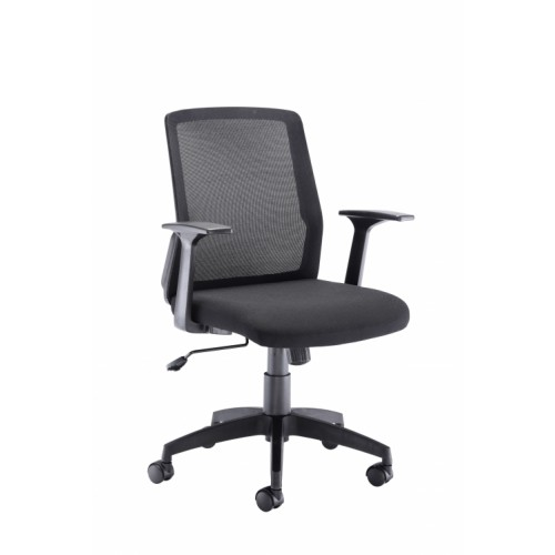 Denali Medium Back Operator Chair