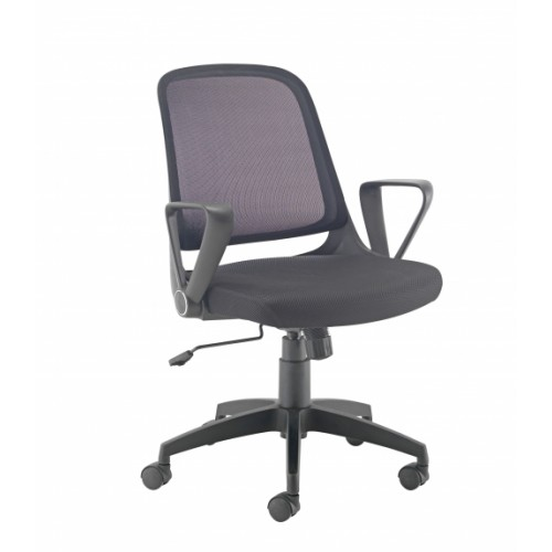 Task Mesh Black Operator Office Chair