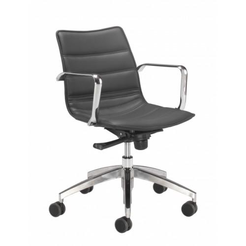 Milan Black Executive Operator Chair