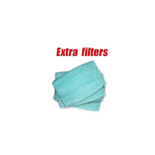 Filters for DFE-MASK06 Facemask (pack of 2)