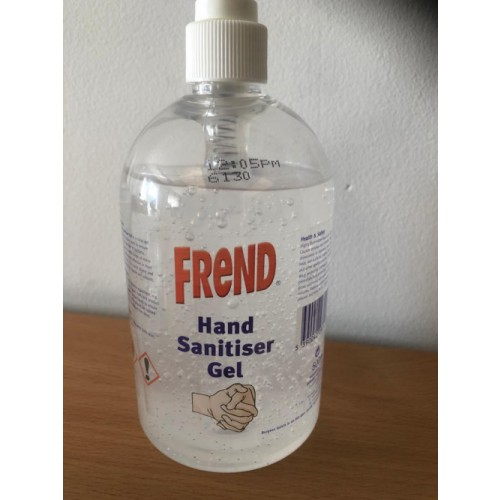 Hand Sanitiser 300ml - 70% alcohol