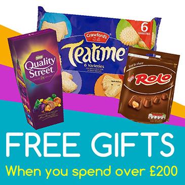 free gift £200