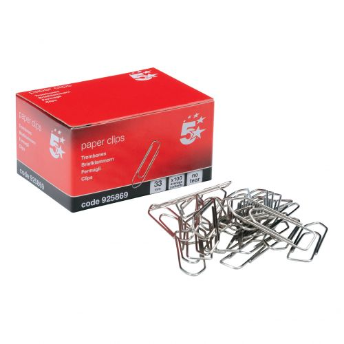 Paperclips and Binders