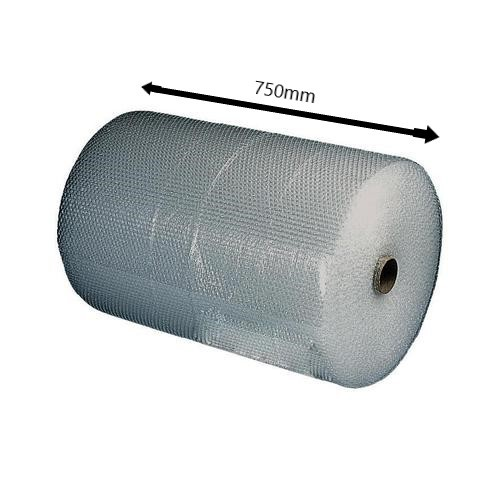 "Large Roll 12mm Bubble Film Wrap 750mm x 100m (29"" x 330ft)"