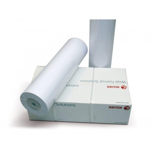 Xerox Performance Uncoated Inkjet Paper Roll 610mm x 50m 80gsm 003R97744 Pack 4 Rolls