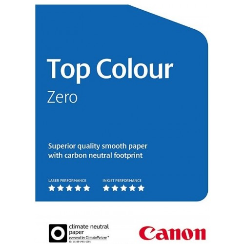 Canon  A4 100gsm Top Colour Zero Colour Copier Paper 99661554