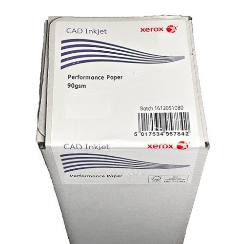 Xerox Performance High White 420mm x 175m 75gsm PPC Paper Roll