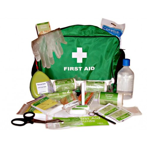 Emergency First Aid Grab Bag