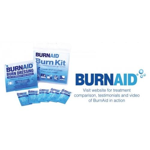 Burnaid Mini First Aid Pouch