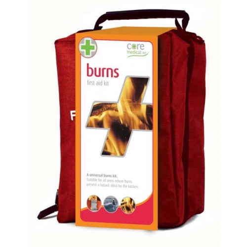 Large Burns First Aid Kit Bag