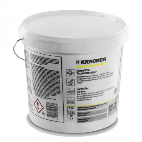 Karcher RM760 CarpetPro Cleaning Tablets (Tub of x 200 tabs)