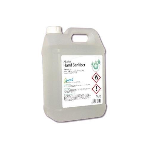 Surface Sanitiser Alcohol 5 Litre