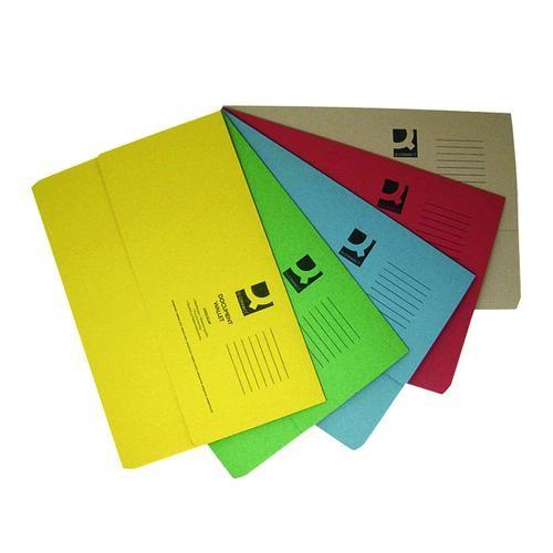Document Wallets - Select Your Colour