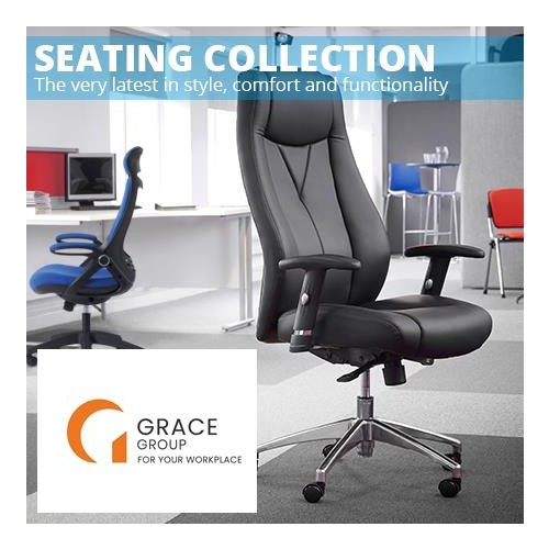 Most Popular Office Chairs - Choose Your Colour and have it delivered to your workplace or home
