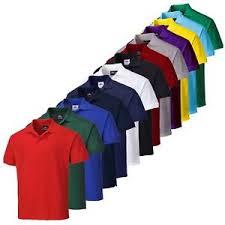 Rugged & Durable Polo Shirts/T Shirts