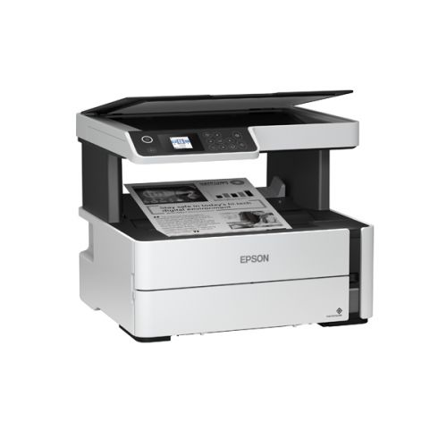 Inkjet Printer With Fax