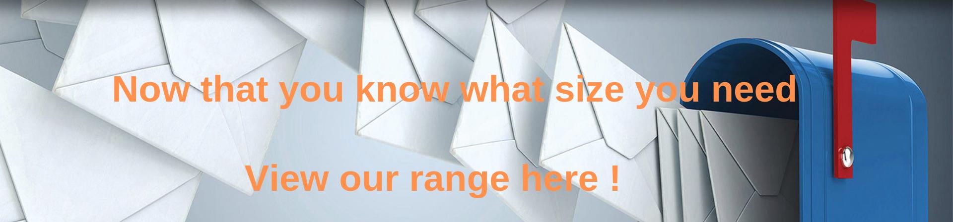 View the Full range of Envelopes Here