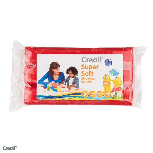 CREALL SUPERSOFT 500g RED