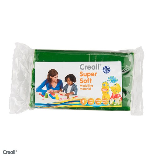 CREALL SUPERSOFT 500g GREEN