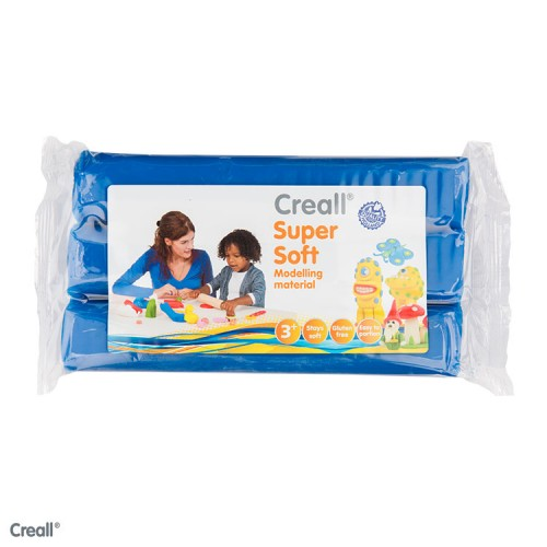 CREALL SUPERSOFT 500g BLUE