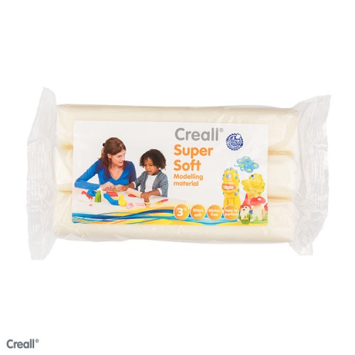 CREALL SUPERSOFT 500g WHITE
