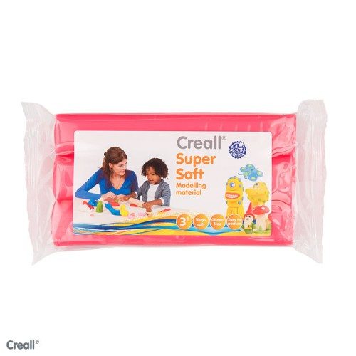 CREALL SUPERSOFT 500g PINK