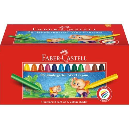 CHUBLET CRAYONS BOX OF 96