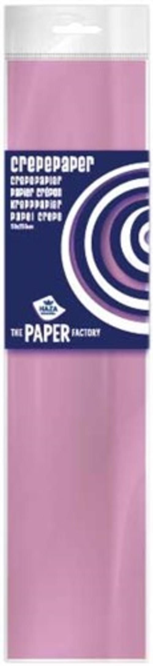 Crepe Paper Pink  10pk