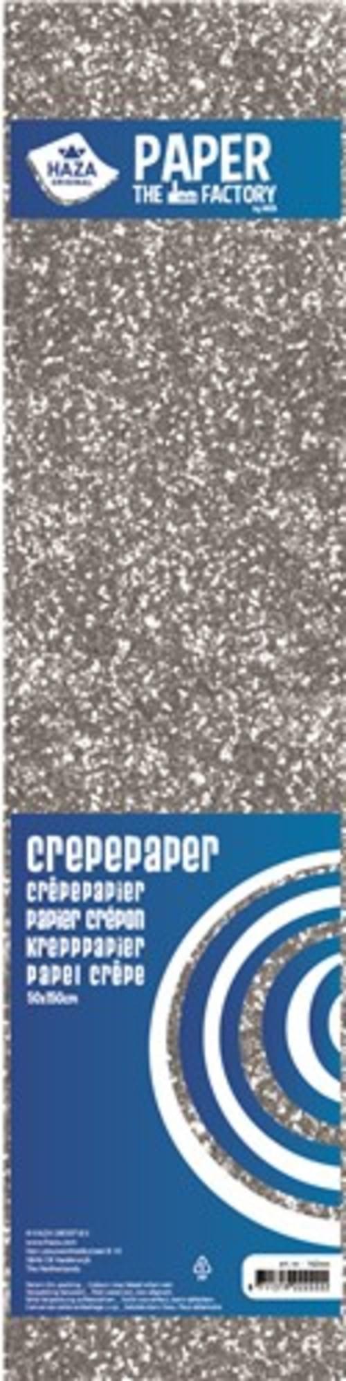 Alu-Crepe Silver