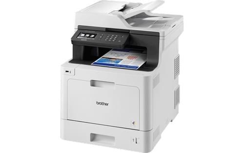 DCPL8410CDW Colour Laser Printer