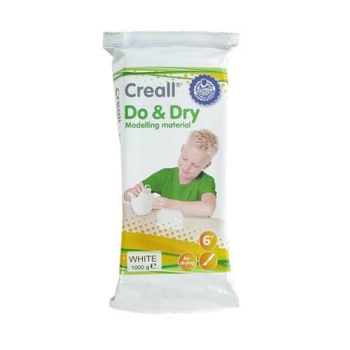 Creall Do & Dry 1000g White