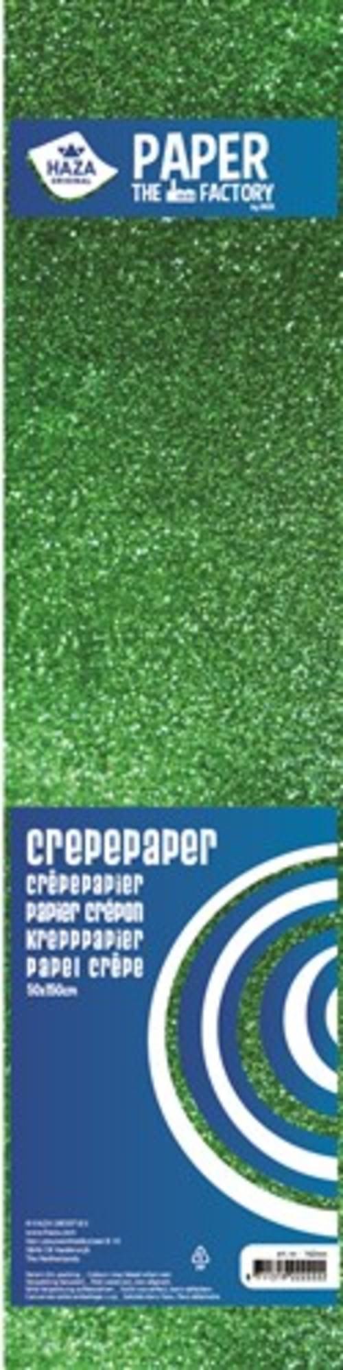 Alu-Crepe Xmasgreen