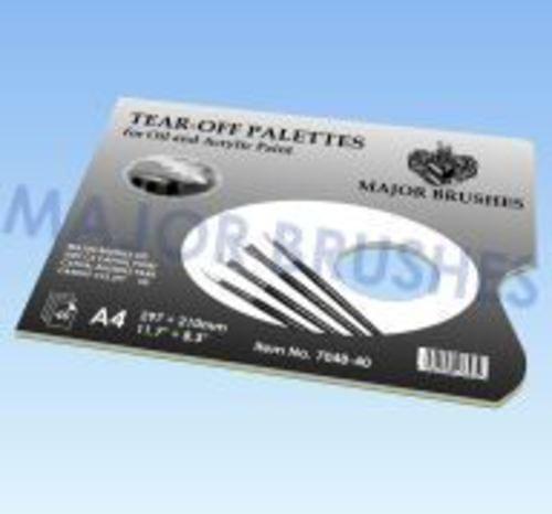 Tear-Off Palette A4 Pad 40 sheets